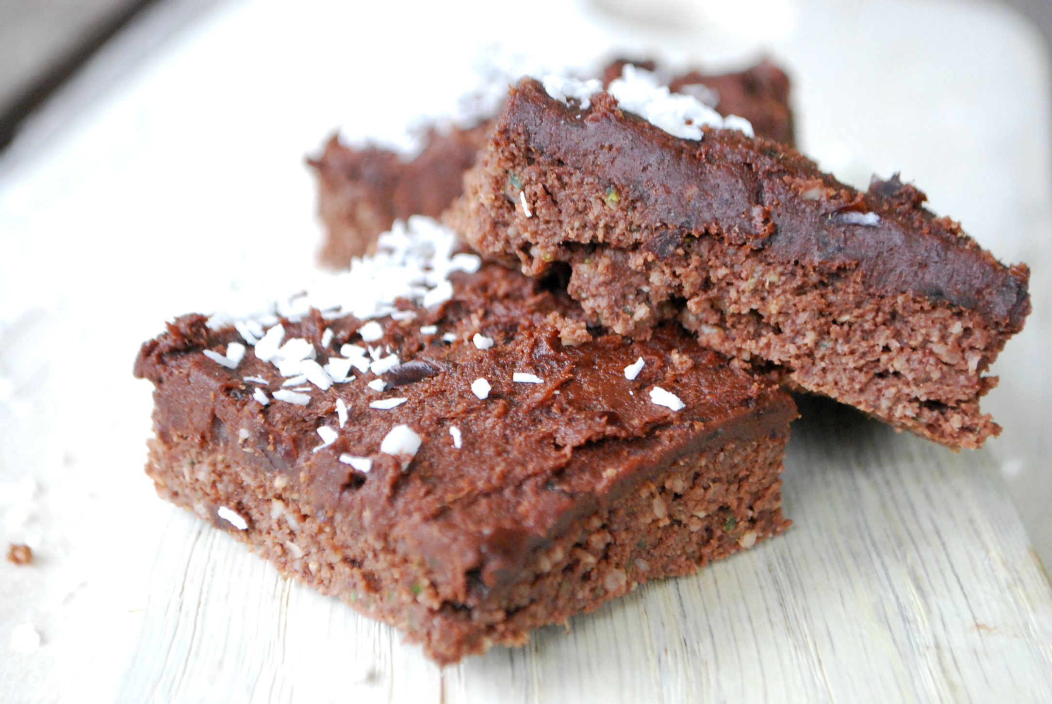 Hazelnut brownie 2