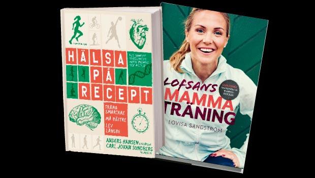 BOKTIPS: 2 aktuella träningsböcker