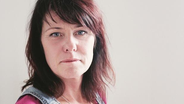 Nadja Öström drabbades av en inflammation i sköldkörteln