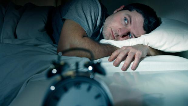 Vakna nätter bäddar för förkylning
