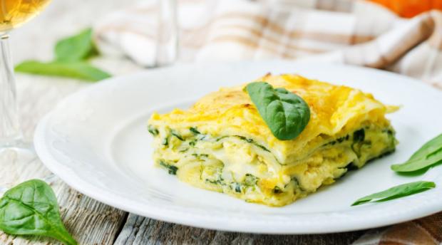 4 recept på nyttig lasagne