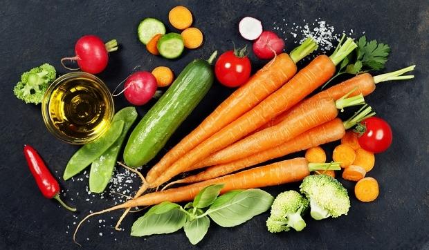 varför är vegetarisk mat bra för hälsan