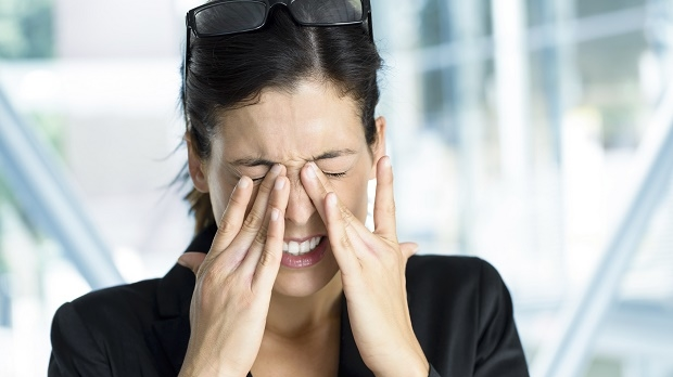 När ögat blir infekterat