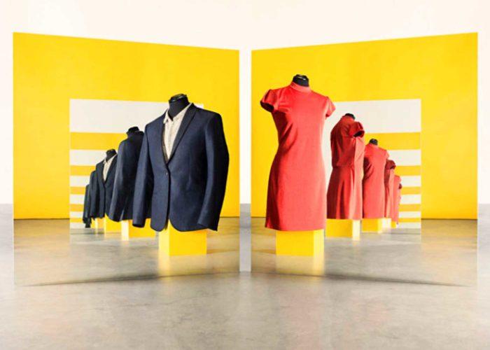 Lånekläder för hållbart mode