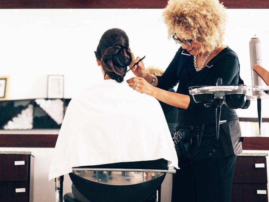 Ta hand om hår och hud