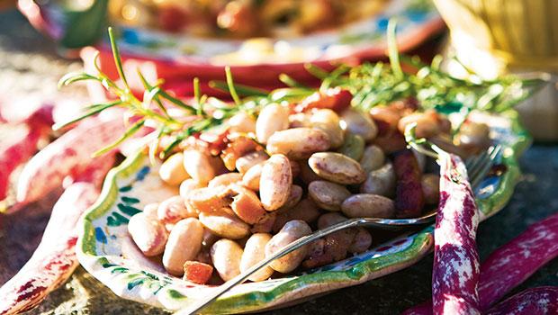 Laga en hälsosam meny à la Medelhavet