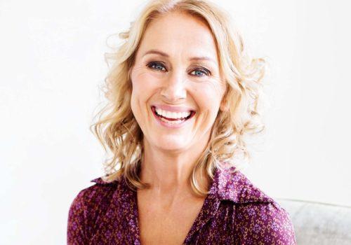 """Karin Björkegren Jones: """"Yogan gav mig kraft att inte ge upp"""""""