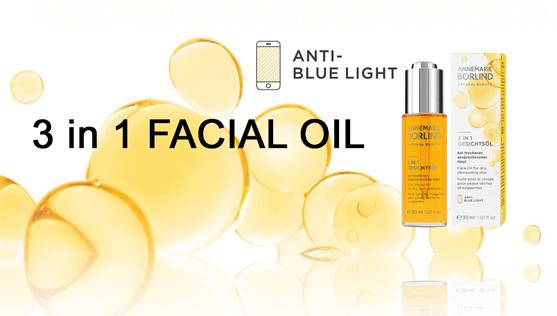 Nyhet! 3 in 1 Facial Oil