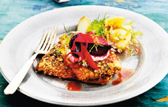 Ät närproducerat och sänk blodtrycket, förbättra blodfetter och din insulinkänslighet