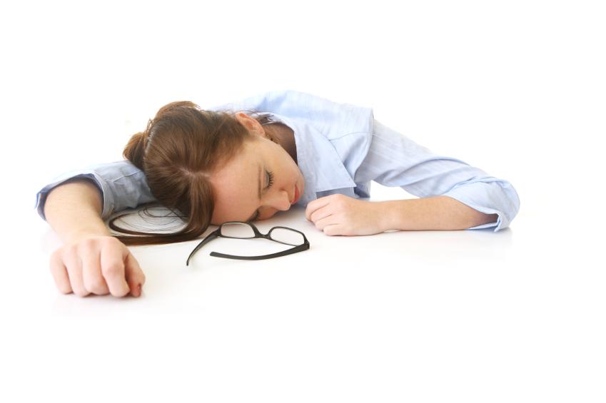 Störd nattsömn – ett allvarligt hälsoproblem