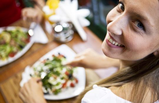 Rätt val på lunchrestaurangen