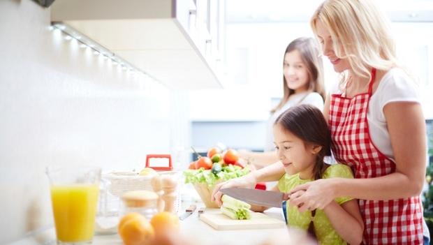 Så lagar du vegetariskt mat för hela familjen