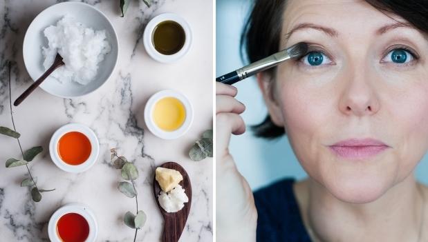 Hannah Sjöström guidar dig till en grön skönhetsdetox