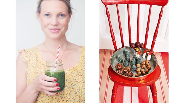 Fira en raw food jul med Erica Palmcrantz Aziz och Bättre Hälsa
